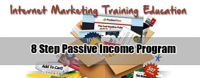 8-Step-Passive-Income-Program